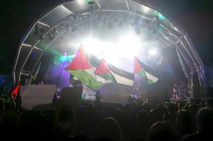 Ofensiva sionista contra activistes dels drets humans