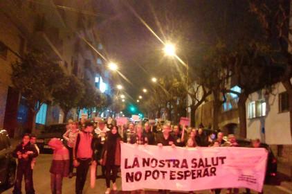 Les veïnes es mobilitzen per acabar amb les demores en el CAP de Rocafonda – El Palau