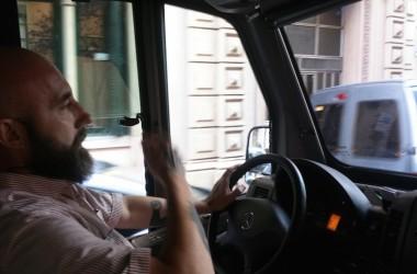 """Al volant amb Josep Garganté:  Sobre la """"nova"""" i la """"vella"""" política"""