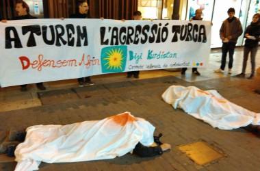 Clam per salvar el cantó kurd d'Afrin