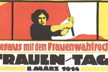 Antecedents de la Revolució d'Octubre: l'organització de les dones socialistes