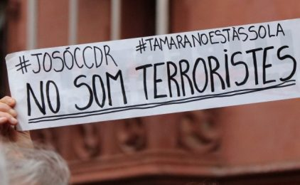 El «terrorisme» segons l'Estat espanyol