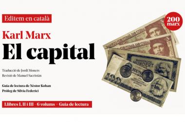 """Reedició d'""""El Capital"""" en català"""