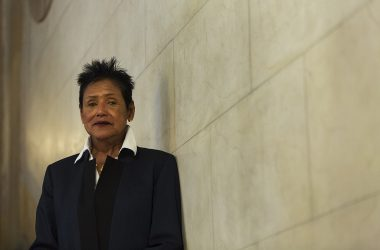 "Elaine Brown: ""El moviment feminista als Estats Units està dominat per ideals burgesos blancs"""