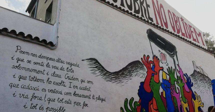 L'aniversari de l'1-O i les línies de fractura en l'independentisme