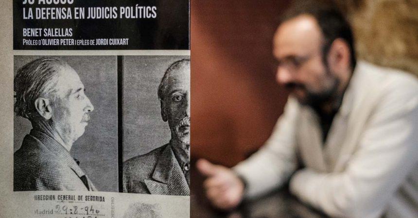 «En l'aplicació del dret d'excepció, no hi ha diferència entre els estats democràtics i els autoritaris»