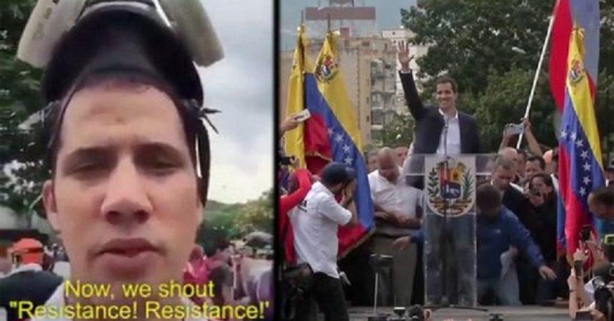 La creació de Juan Guaidó: com el laboratori per a canvis de govern dels Estats Units va fabricar el líder del cop a Veneçuela