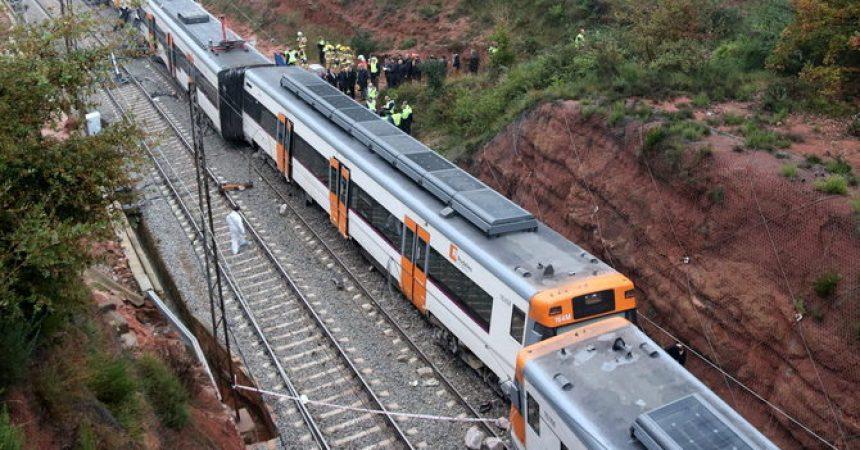 El xoc de trens mortal de la precarietat