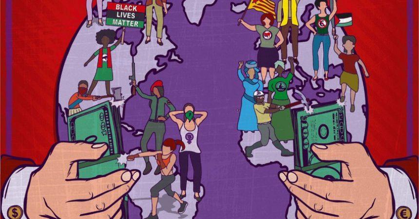 Consolidem la Vaga General Feminista per acabar amb el patriarcat