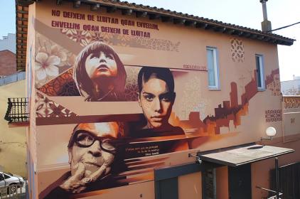 Neus Català, el compromís amb el gènere humà