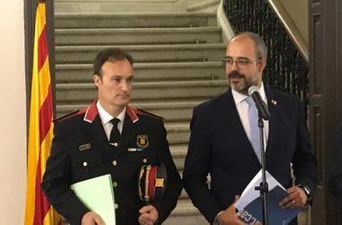 El nou cap dels mossos, Eduard Sallent , provinent de la Comissaria d'Informació, especialitzada en la persecució política a independentistes i llibertaris