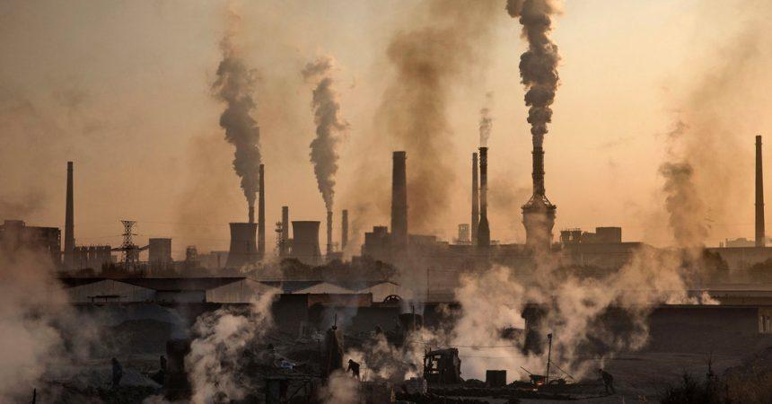 El Capitalisme contra el cicle global del carboni