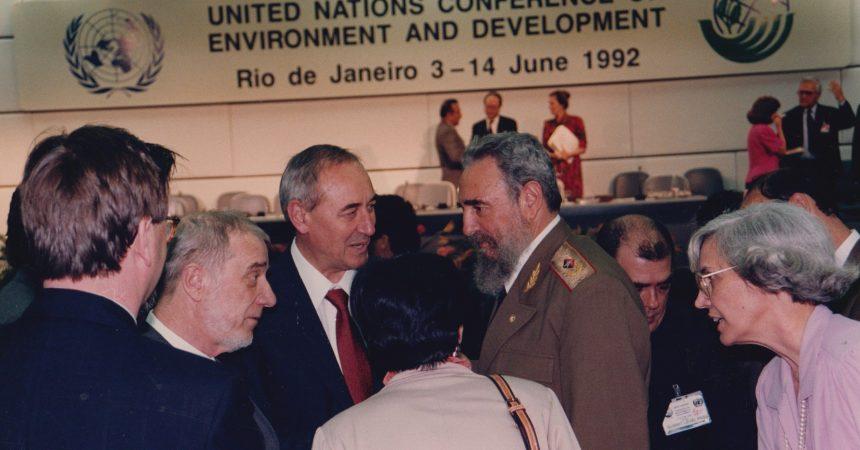 Greta Castro o Fidel Thunberg?