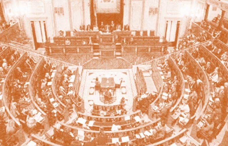 Ofrenar procuradors a corts a Espanya