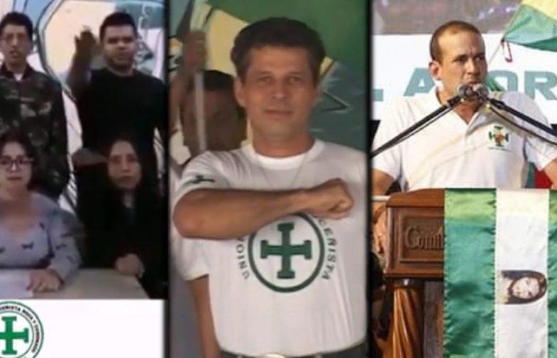 Qui lidera el cop d'Estat a Bolívia: paramilitars feixistes i multi-milionaris cristians amb suport exterior.