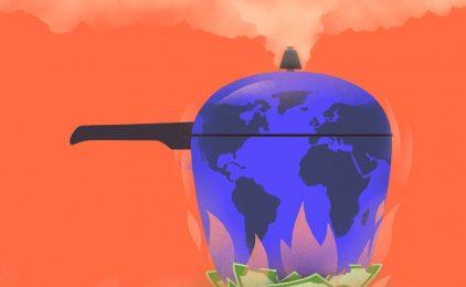 El Capitalisme contra la Vida a la Terra