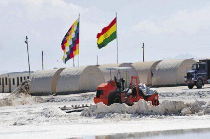 El cop contra Evo i la qüestió del liti a Bolívia