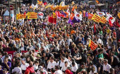 De l'antifeixisme com a necessitat, a l'autodeterminació com a motor de la transformació al País Valencià (2)