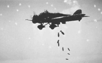 Plovien bombes again