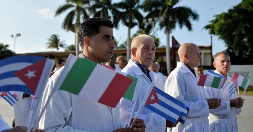 Cuba: solidaritat i tendresa