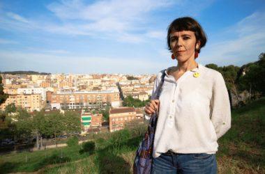 """Betlem Cañizar: """"Les xarxes comunitàries no haurien de pretendre només substituir les deficiències de l'Estat, sinó crear una societat diferent de la que ens volen imposar"""""""