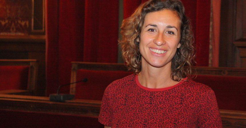 """Laia Estrada: """"Com més creix de la bretxa entre rics i pobres, els reaccionaris despleguen més feixisme, més racisme i més misogínia"""""""