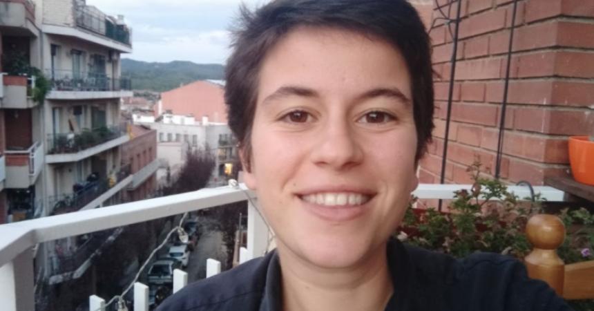 """Maria Gordillo: """"El moviment feminista necessita créixer, enfortir-se i superar l'atomització"""""""