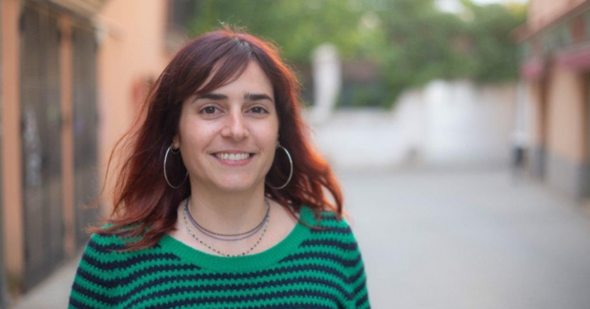 """Oliva Serra: """"El moviment feminista hem de ser capaces de teixir ponts amb totes aquestes dones organitzades per una vida digne"""""""
