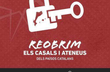 Els casals i ateneus dels Països Catalans en la nova dècada