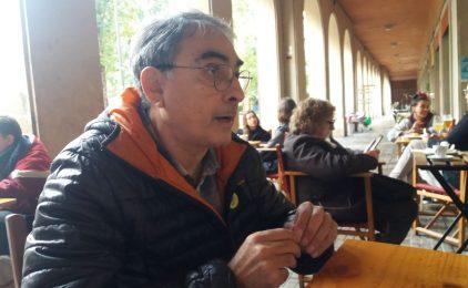 Cèsar Algora Blasco, del Front d'Alliberament Català a la Xarxa de Suport Mutu del Raval