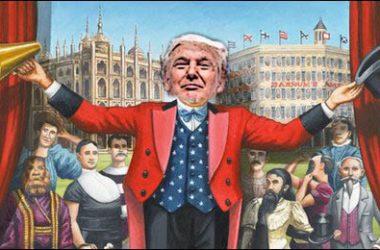 El rei Trump