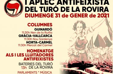 82 anys després, continuem la resistència antifeixista