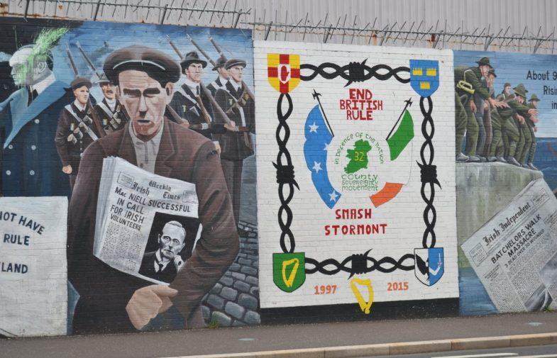 No hi ha motiu per celebrar l'Estat d'Irlanda del Nord
