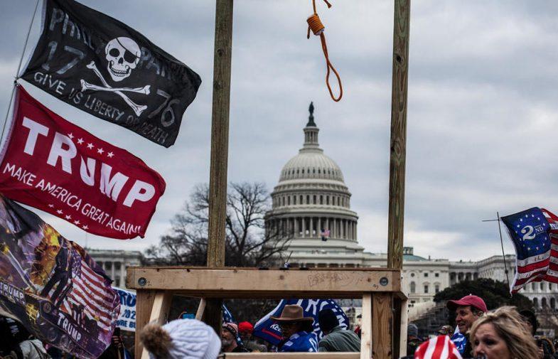 Lliçons de l'atac al Capitoli dels EUA per als antifeixistes