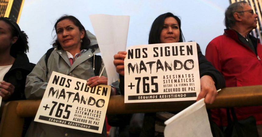"""Colòmbia: després del fallit procés de pau, l'Estat torna a la violència usant els """"Plans de Desenvolupament"""" i les 'Zones Futur'"""