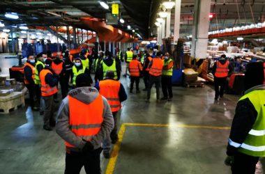 Notes per un sindicalisme combatiu en el sector de la logística