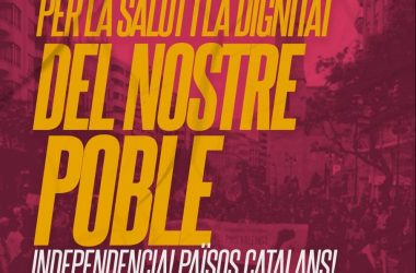 25 d'Abril: presentació del llibret d'Endavant sobre el País Valencià i actes de l'esquerra independentista