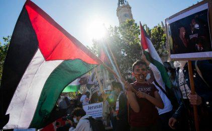 La solidaritat amb Palestina es diu boicot a Israel