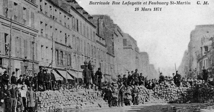 L'experiència de la comuna de París de 1871