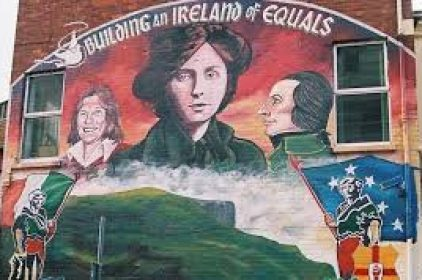 100 anys de partició: La llei sobre el govern d'Irlanda. Fer el món segur per a la hipocresia