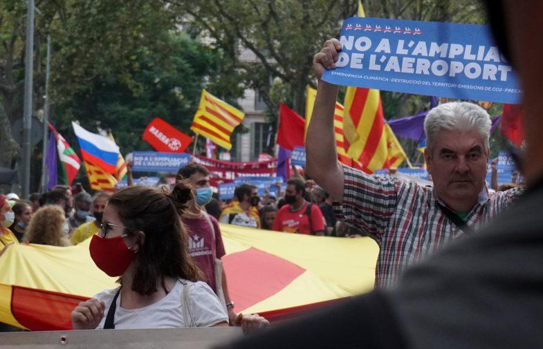 L'Onze de Setembre a Barcelona [fotogaleria]