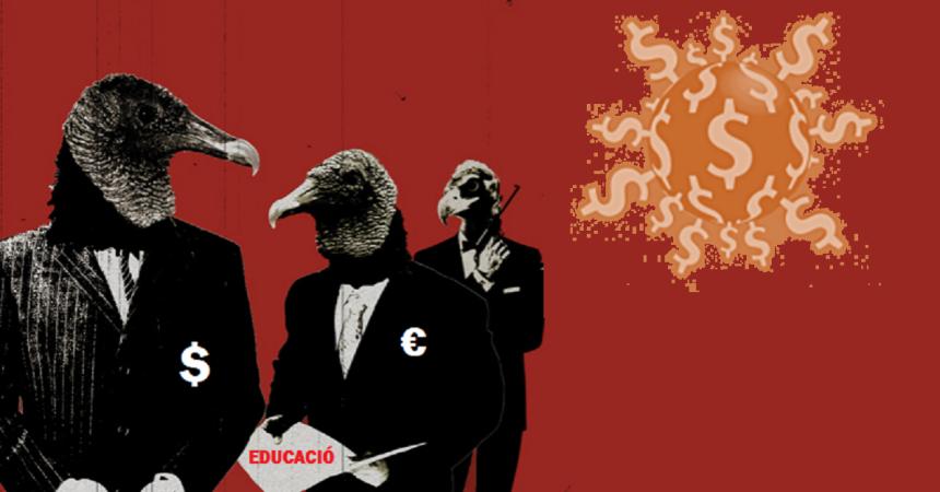 Capitalisme Digital i Educació: la crisi de la COVID-19 com a trampolí per l'assalt neoliberal a l'educació